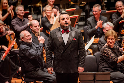 Boito: Mefistofele - Vazgen Gazaryan - Chelsea Opera Group (photo Robert Workman)
