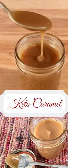 Keto Caramel Recipe