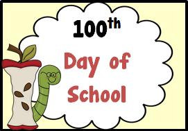A Pinterest Board full of 100 Days of School Ideas