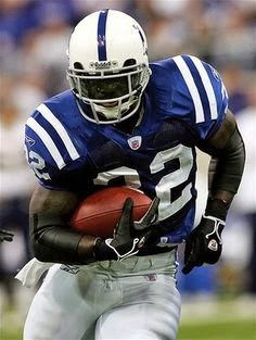 Rookie Of The Year Edgerrin James 1999