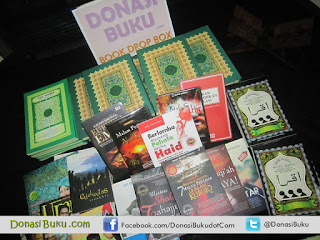 Donasi Buku - Lapas Wanita Bandung