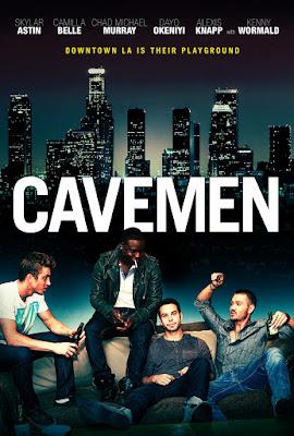 Cavemen Poster