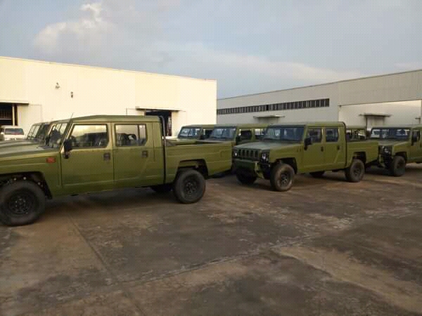 Innoson Vehicles Achieves Another Milestone; Partners With Nigerian Army To Produce Military Grade Vehicles