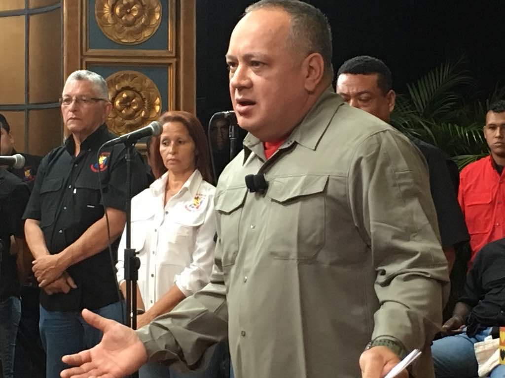 Cabello es uno de los investigados por EEUU en temas de narcotráfico / EL TIEMPO