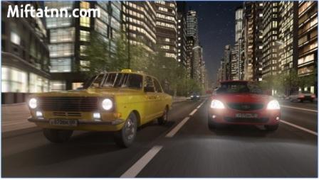 Game Simulasi Bawa Mobil Driving Zone Russia Android