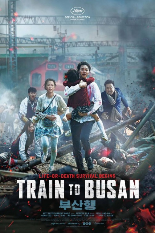 Train to Busan full movie 2016 Poster