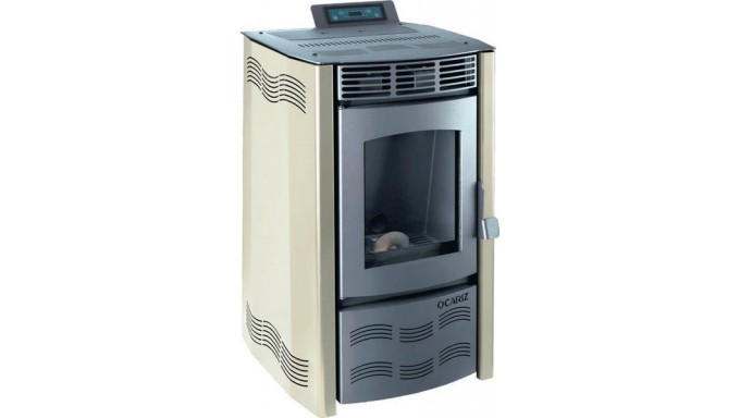 Ferrokey coagrip las estufas de pellets - Estufas de aire de pellets ...