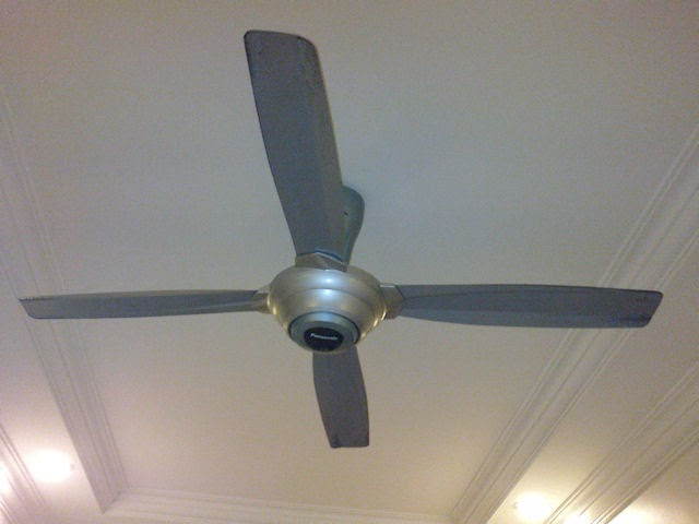 Changed My Ceiling Fans From Panasonic Fm14c5 To Alpha Vs