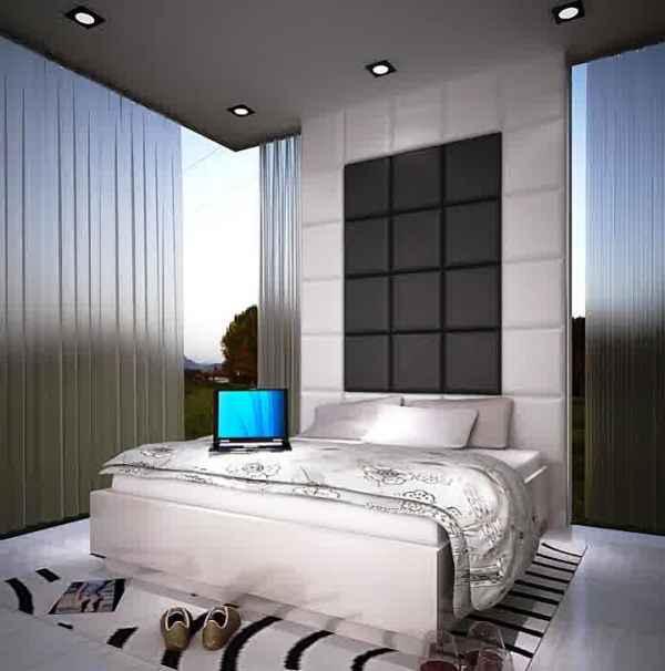 Desain Kamar Tidur Minimalis Ukuran 3 X 3