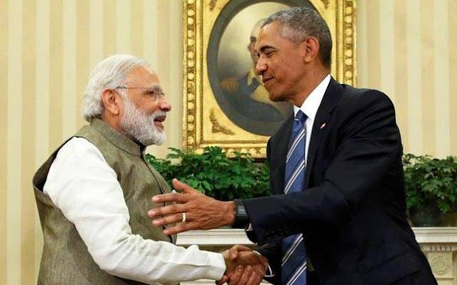 NSG की सदस्यता के लिए भारत की दावेदारी का पुरजोर समर्थन करता रहेगा अमेरिका-ओबामा