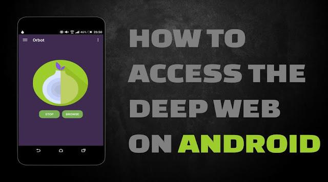 Como entrar na Deep Web pelo celular Android