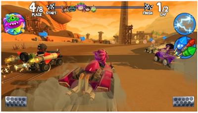 Beach Buggy Racing 2 Mod Diamond