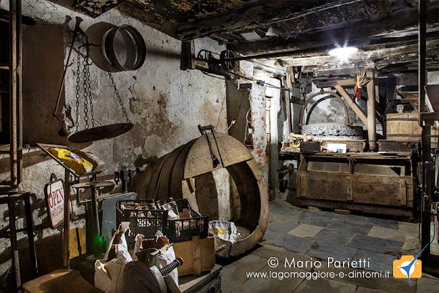 Mulino del Trotto di Cagno: il mulino maggiore
