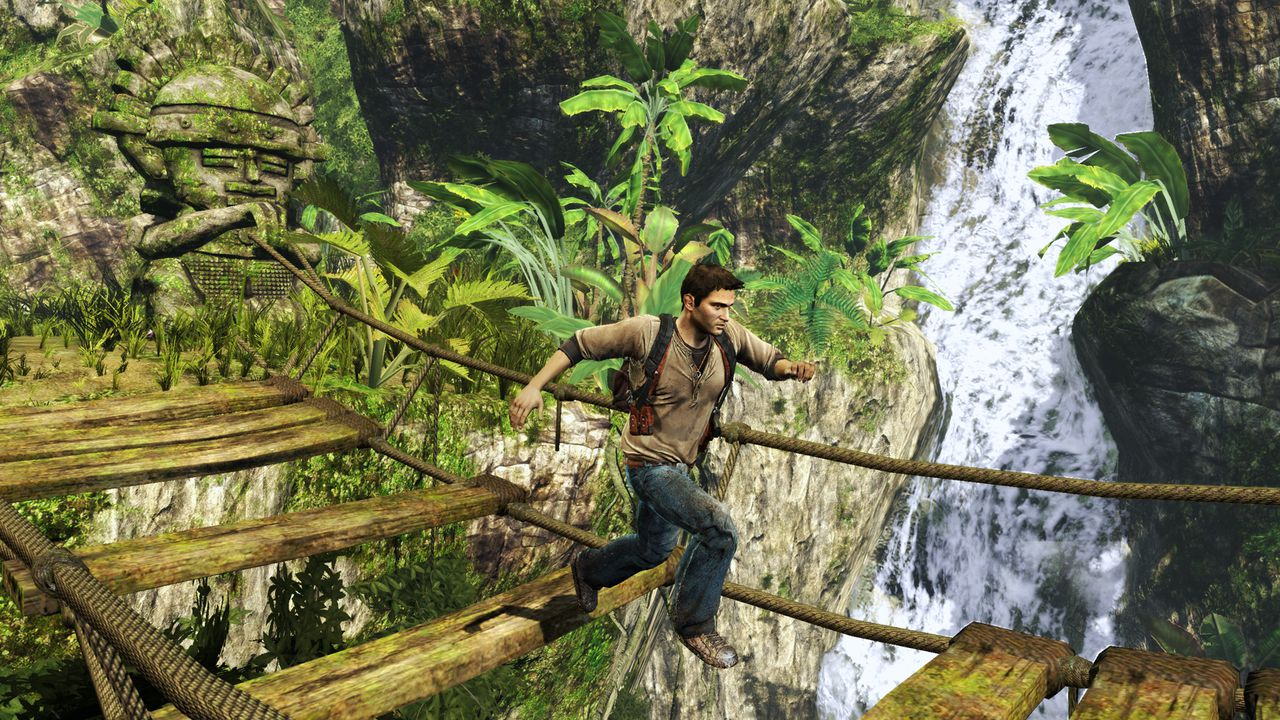1799824 uncharted ngp screen 4 - Uncharted: Golden Abyss (VPK/MAI) PS VITA