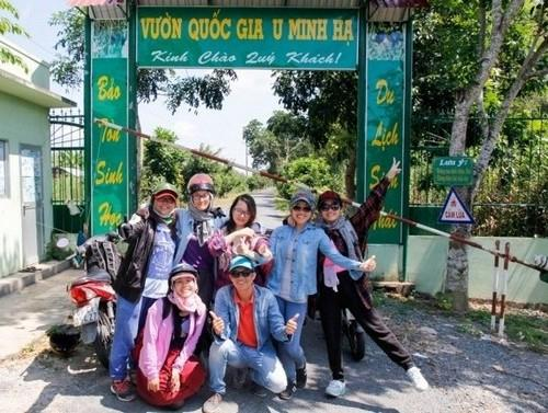 Cổng chào U Minh Hạ