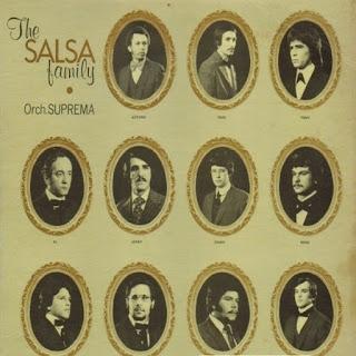 THE SALSA FAMILY - ORQUESTA SUPREMA (1974)