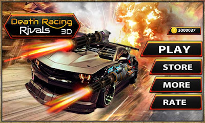 Death Racing Rivals 3D Apk v2.1 Mod Money Update