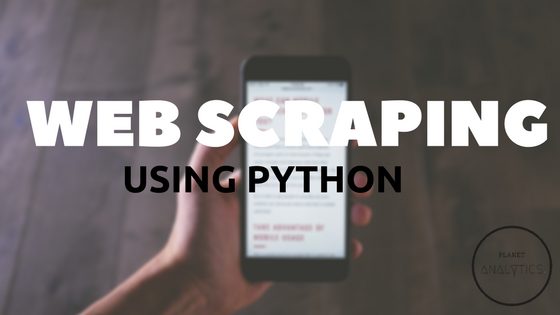 Web Scraping: Extracting News Article Using Python