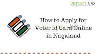 How to Apply for Voter Id Card Online in Nagaland