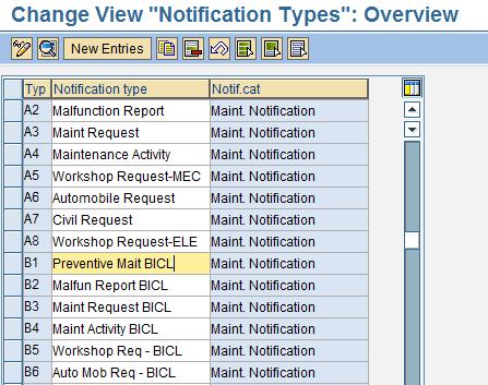 SAP Consultant,Bangladesh: SAP PM Notification Configuration