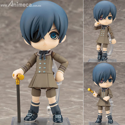 Figura Ciel Phantomhive Cu-poche Kuroshitsuji (Black Butler) Book of the Atlantic