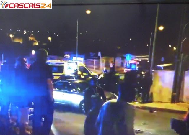 Menina de 10 anos morre em colisão entre dois veículos em Manique de Baixo