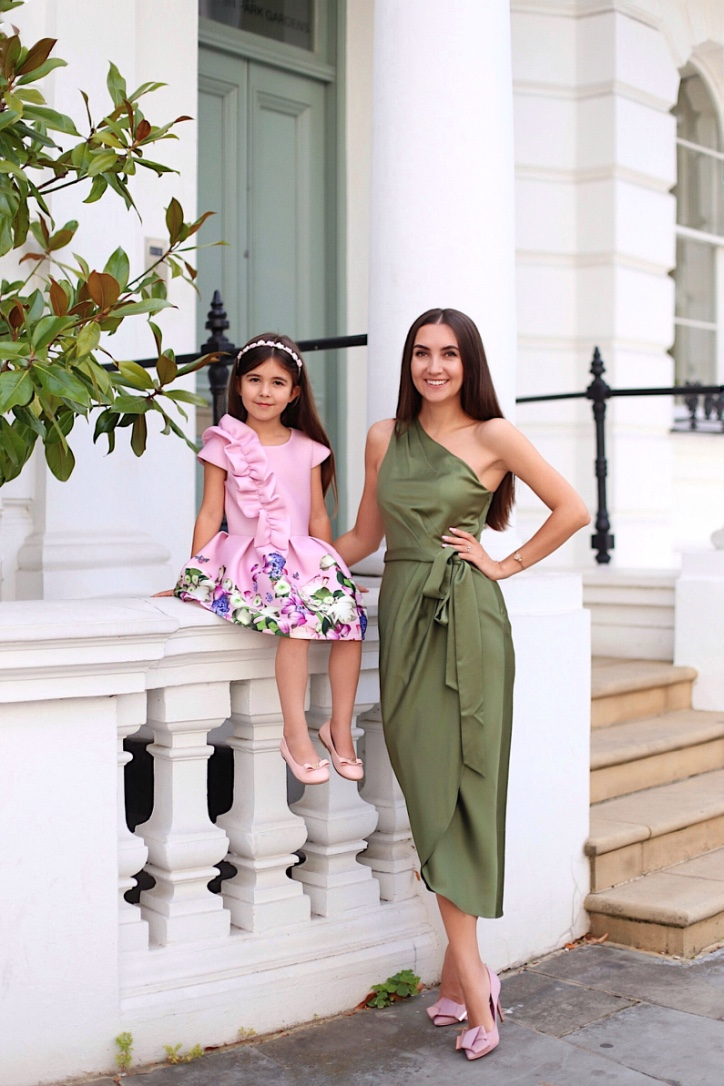 katerina and galina thomas for ted baker london