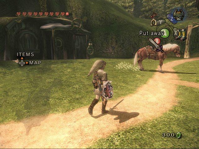 The Legend of Zelda: Twilight Princess HD Remake Project 3