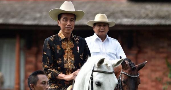 Jokowi Makin Pede, Prabowo...???