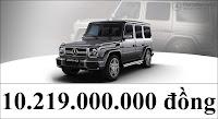 Giá xe Mercedes AMG G63