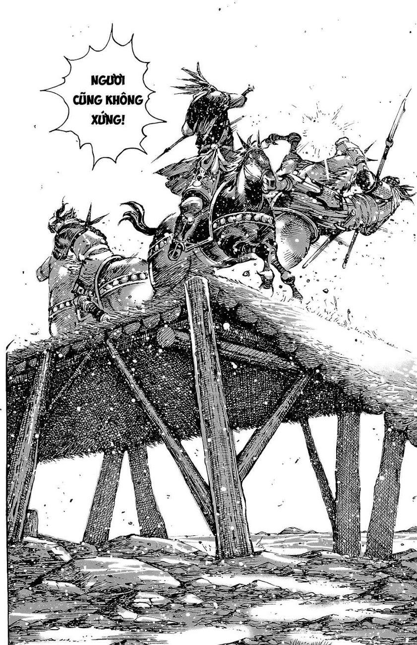 Hỏa phụng liêu nguyên Chương 393: Đại lộ thản đãng [Remake] trang 25