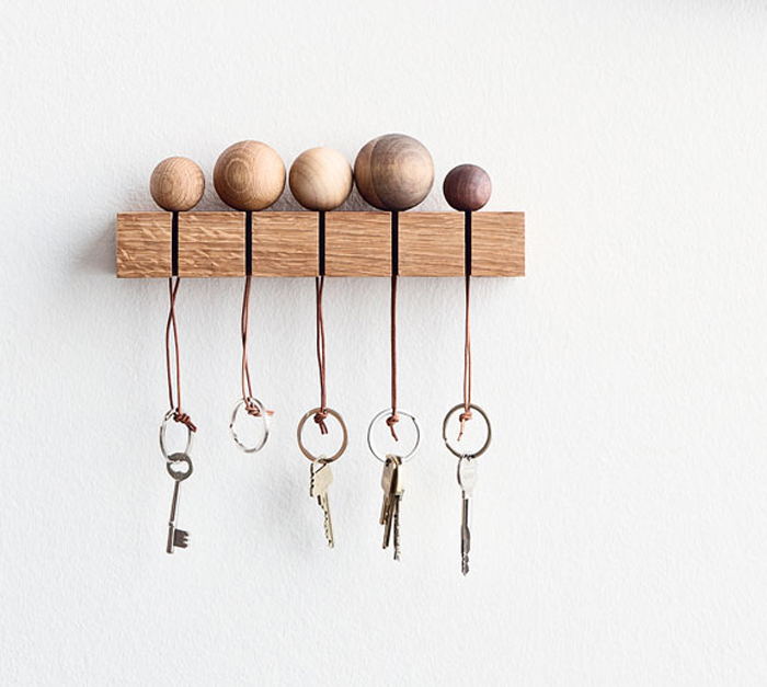 key holder design by Anne Stensgaard for Bolia