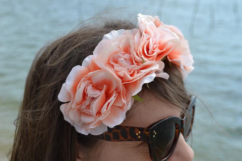 couronne de fleurs forever21