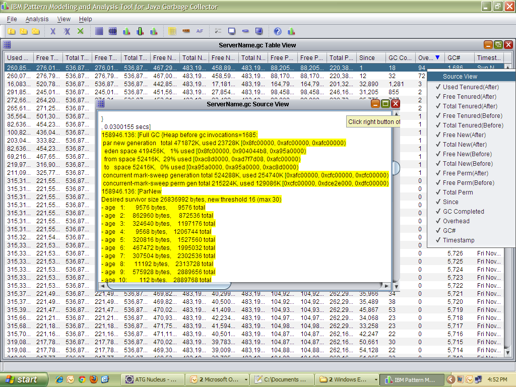 Tips From Sony Thomas Gc Log Analyzer From Ibm