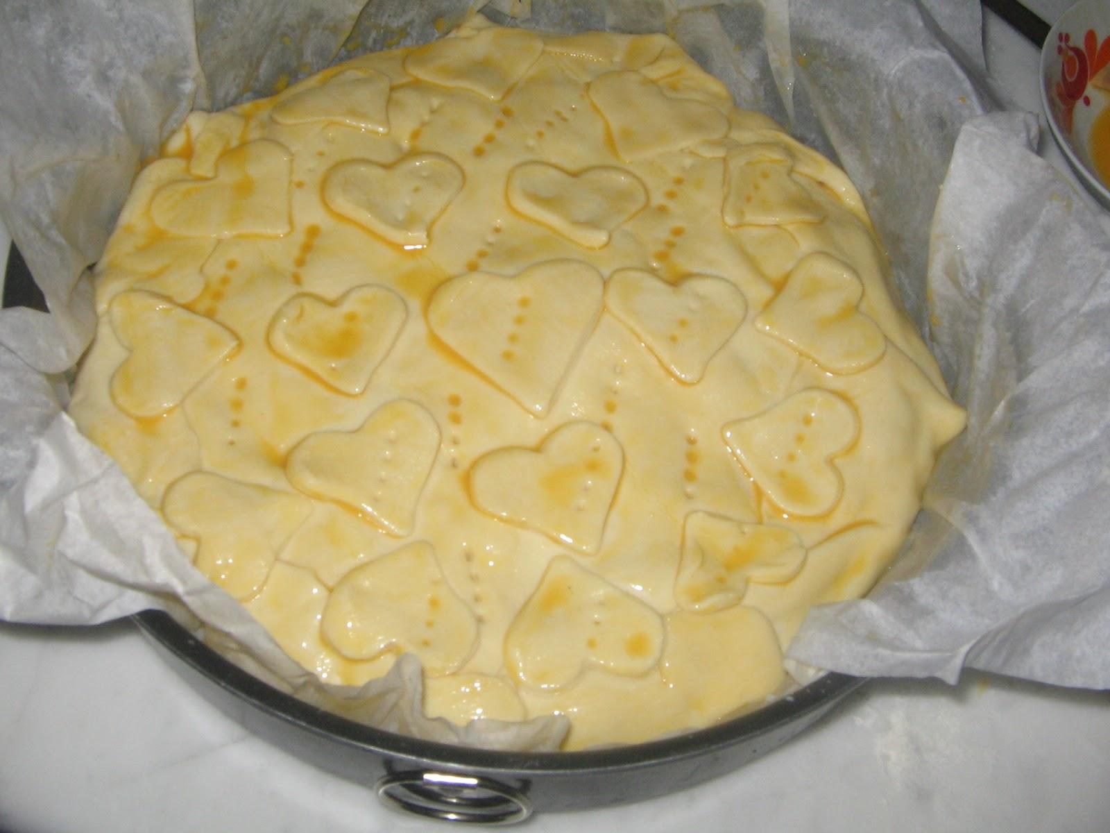 Decorazioni Torte Salate : Non solo cucine isolane: torta salata besciamella grana prosciutto