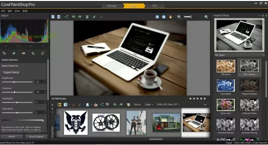 corel paintshop pro x9 ultimate 19 2 0 7 with keygen. Black Bedroom Furniture Sets. Home Design Ideas