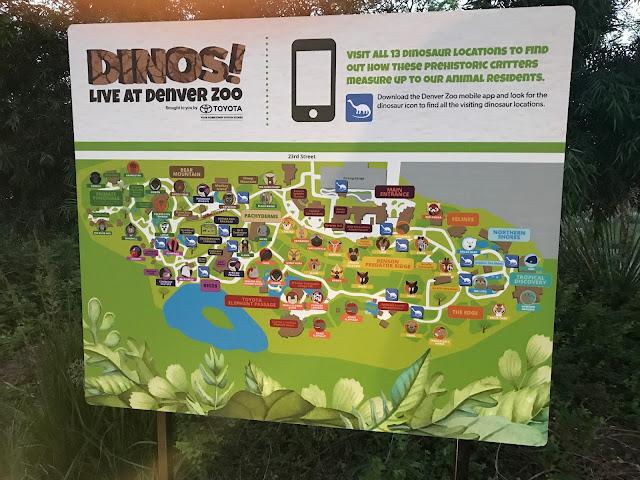 DINOS!  Live at Denver Zoo, DINOS! Live, Denver Zoo, visit the Denver Zoo, Events at the Denver Zoo, things to do in Denver, What to do when visiting Colorado, Denver Zoo Colorado