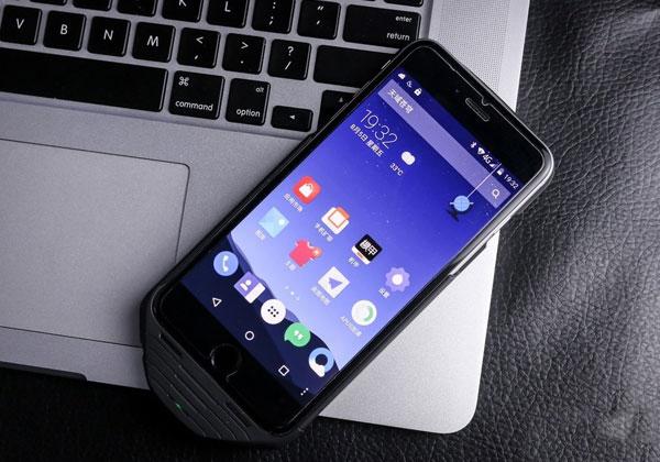 Run Android On iPhone! [No Jailbreak]