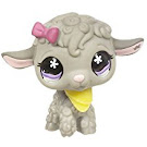 Littlest Pet Shop 3-pack Scenery Lamb (#477) Pet