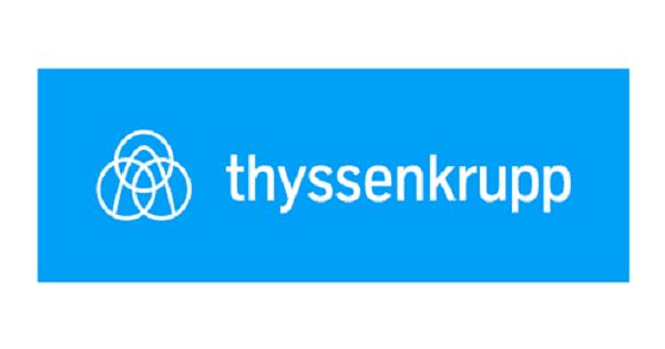 Thyssenkrupp contrata Auxiliar Administrativo Sem Experiência no Rio de Janeiro