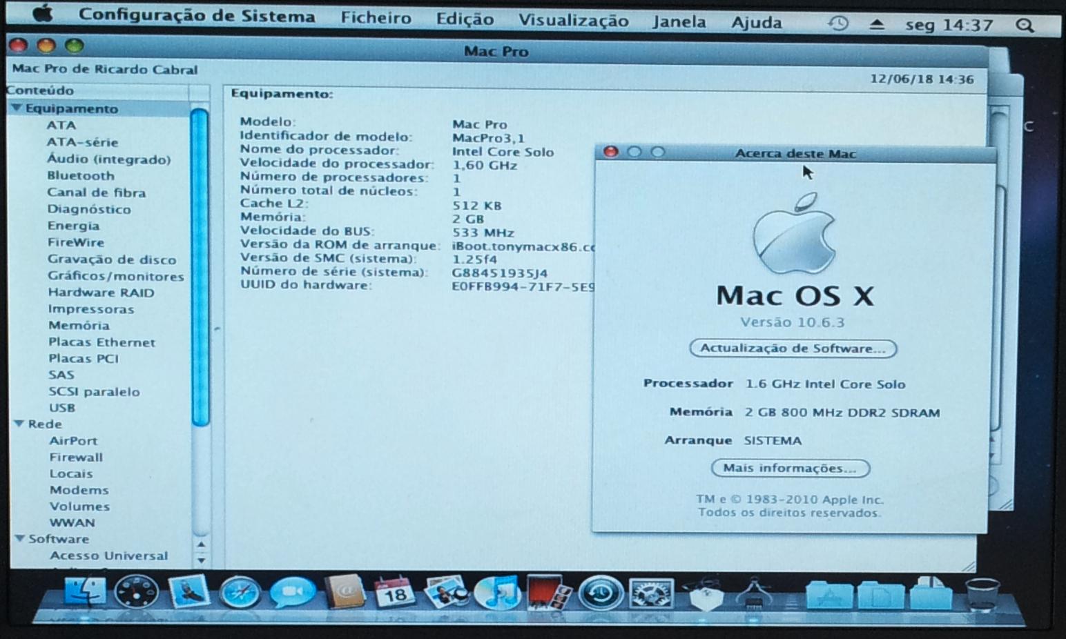 Iphone 6 et <b>mac</b> <b>OS</b> X <b>10.6</b>. <b>8</b> + <b>itunes</b> 11.4