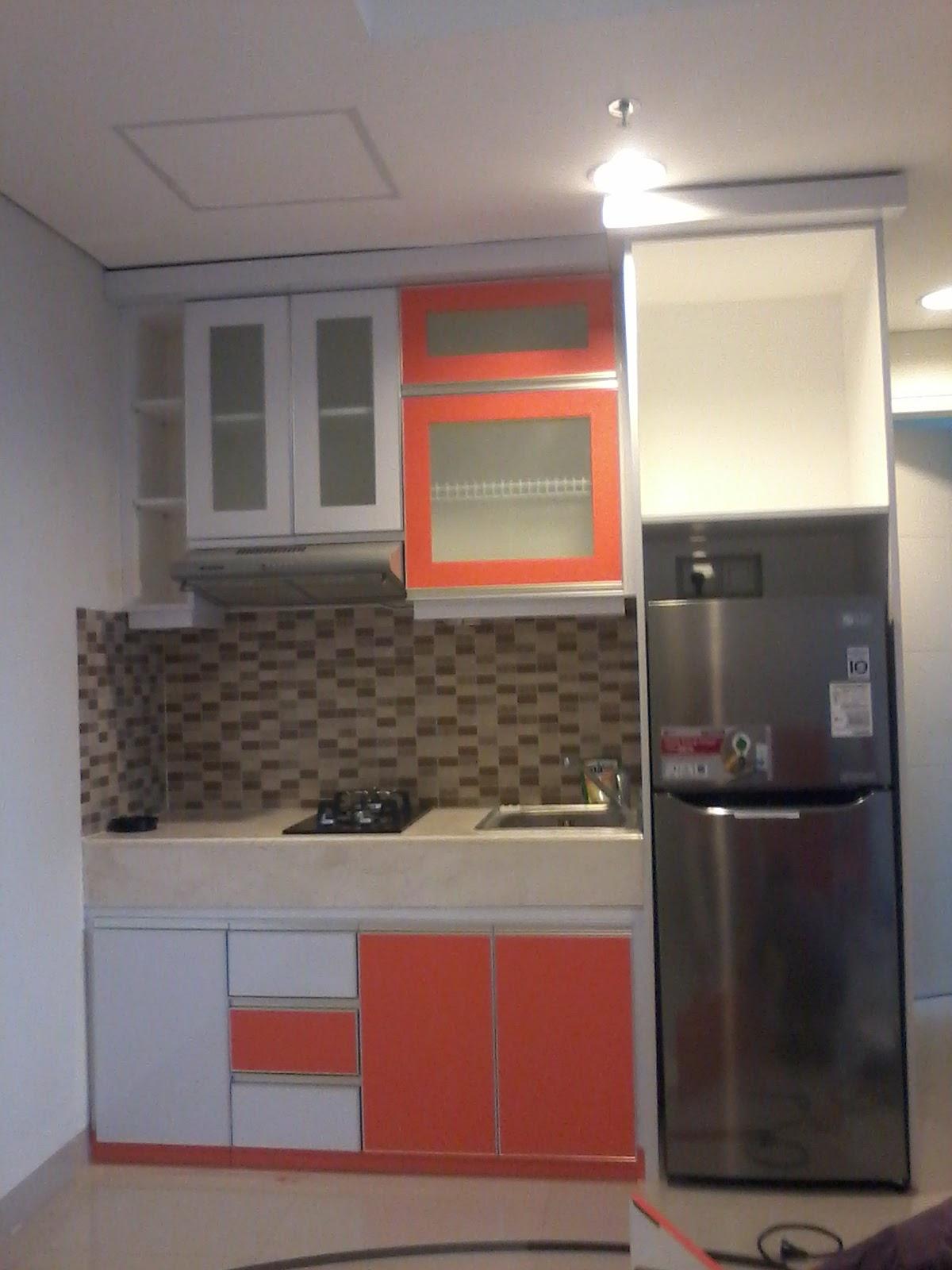 Jasa kitchen set jasa kitchen set apartemen di cikarang for Kitchen set apartemen