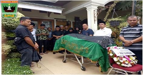 Gubernur Irwan Prayitno: Gubernur Irwan Prayitno Berduka Kehilangan Tokoh Prof Dr. H. Marlis Rahman, Msc.