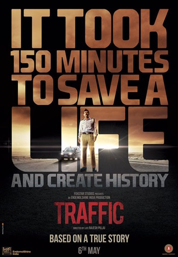 Traffic 2016 Hindi 480p DVDRip – 300mb