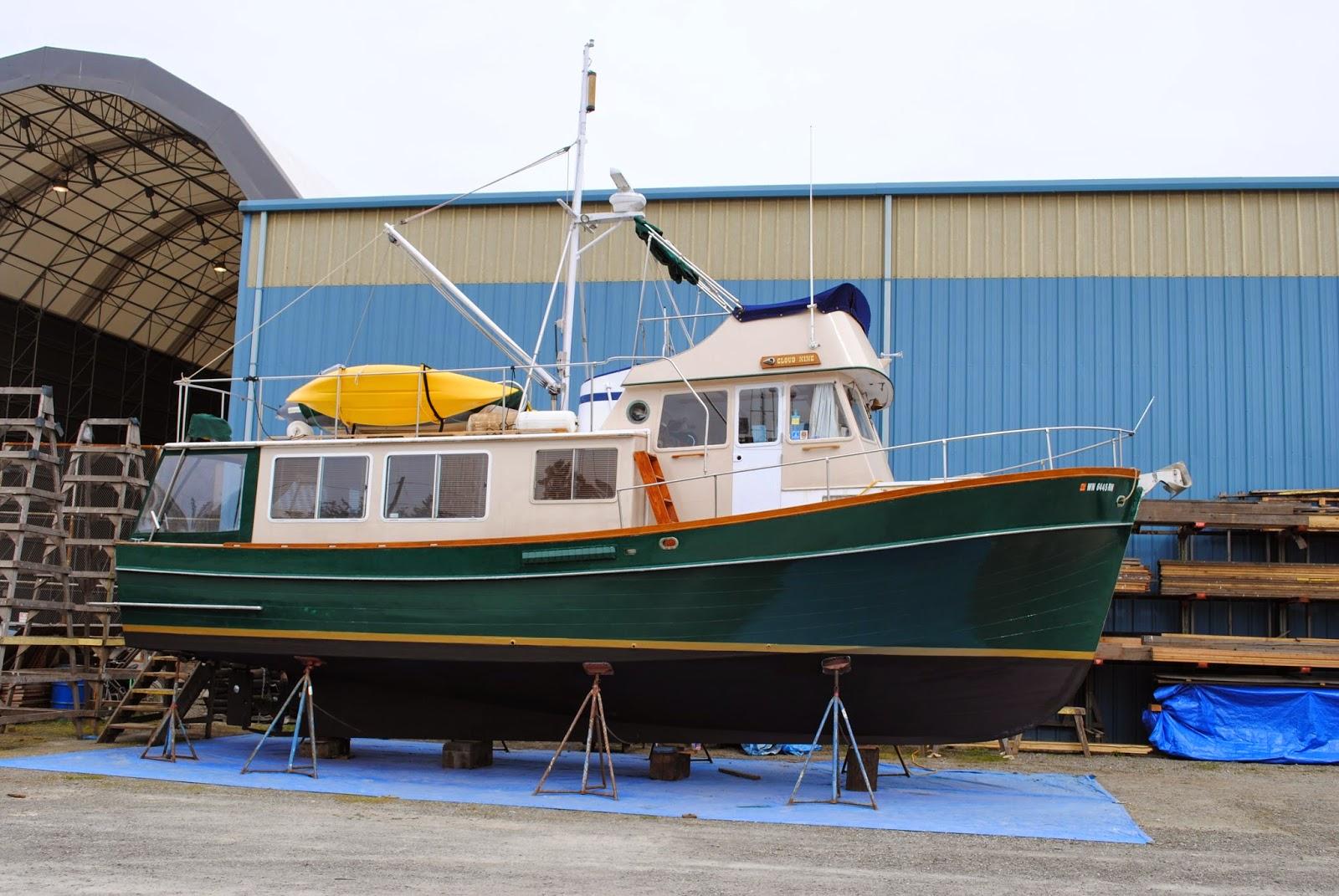 On Quot Cloud Nine Quot Pilothouse Trawler For Sale