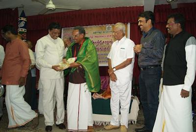 Murugan Sivalingam at Colombo Tamil Sangam