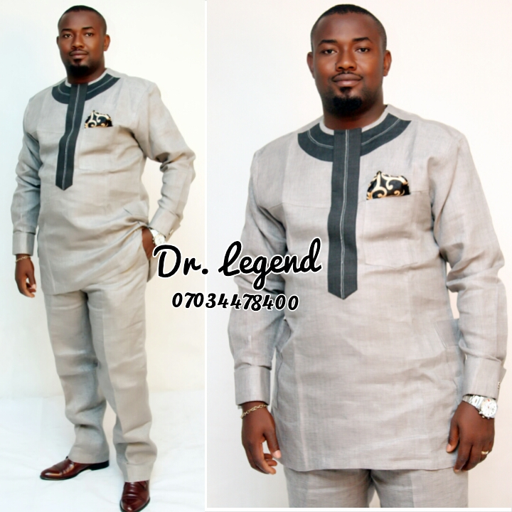 Fashion Designers In Nigeria Five Men Wears That Will Always Be Trendy In Nigeria