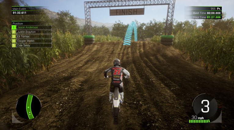 Monster Energy Supercross The Official Videogame 2 PC Full Español