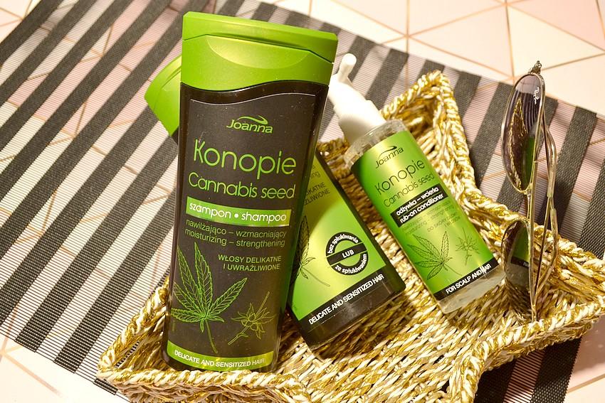 szampon nawilżająco-wzmacniający