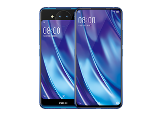 Vivo Nx Dual Screen,Ice Field Blue